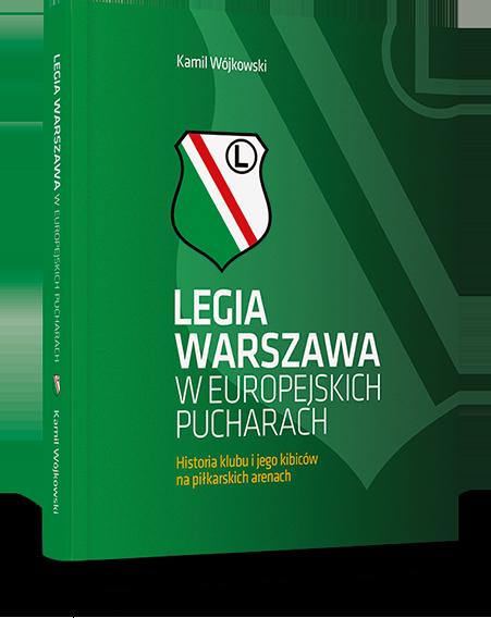 Legia Warszawa książka