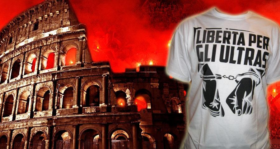 koszulka liberta per gli ultras