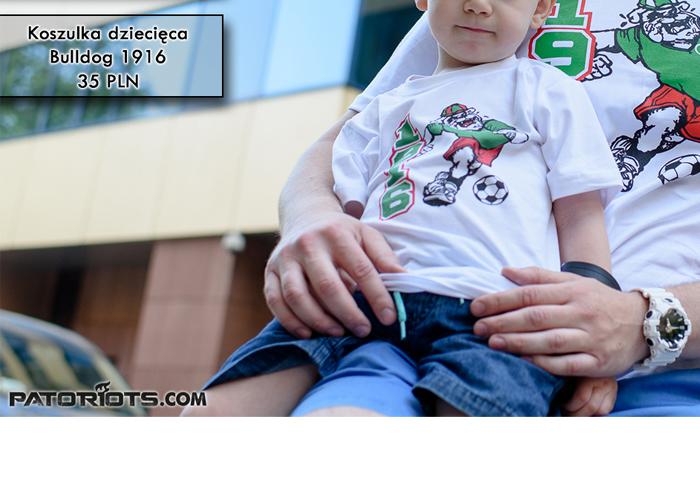 dziecięce koszulki WFF